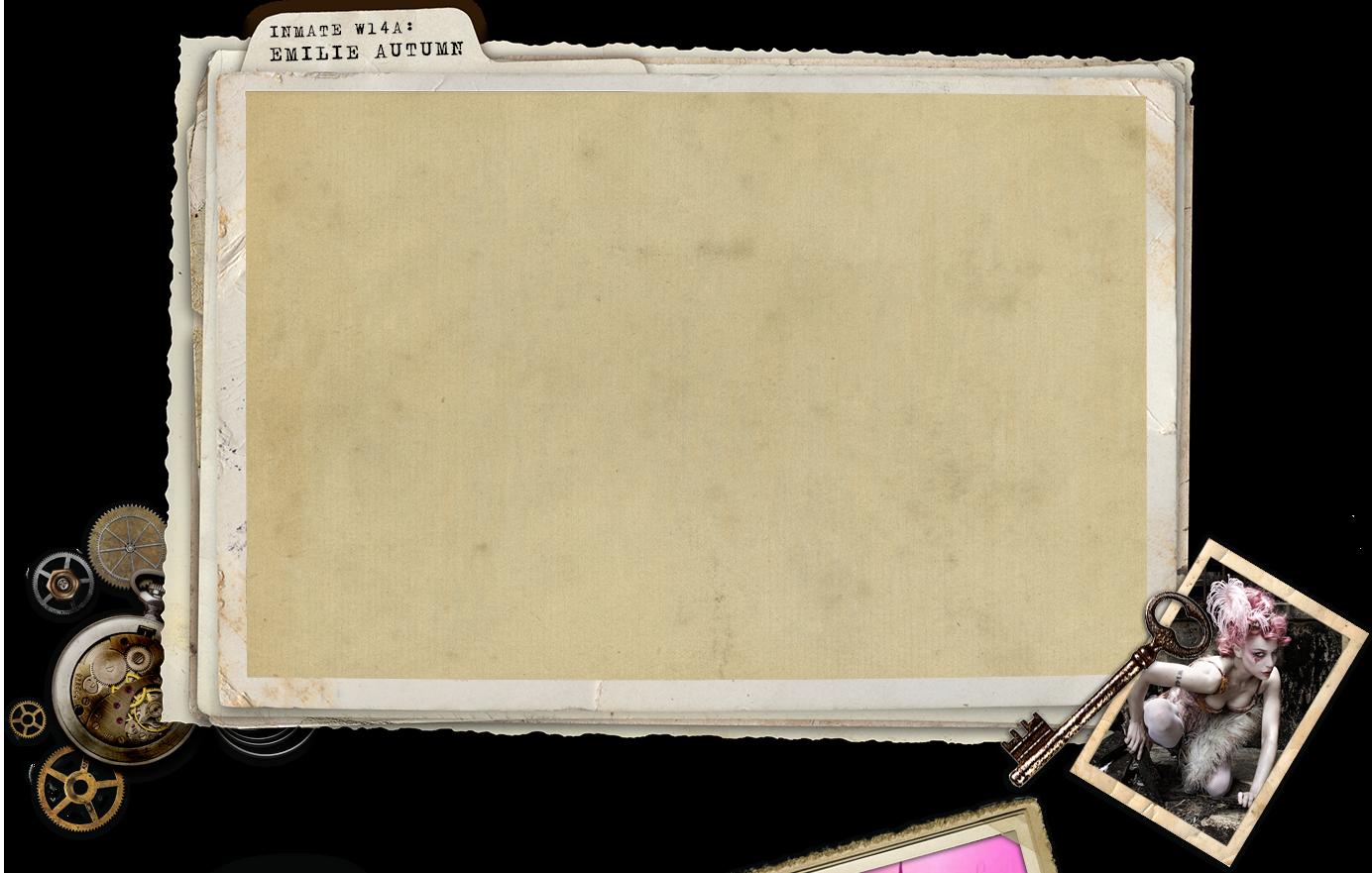 Emilie Autumn Asylum Book